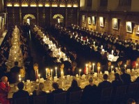 Formal Dinner (Matriculation) at Trinity.
