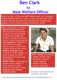 Male Welfare (Ben)